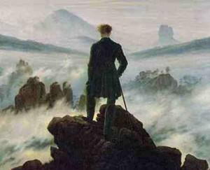 Der digitale Romantiker inmitten von Datenbergen und -nebeln - aber auch mit Übersicht und Durchblick!