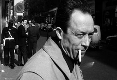 Albert Camus - Nobelpreistrger von 1957